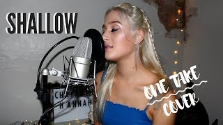 Lady Gaga, Bradley Cooper - Shallow (A Star Is Born) | LIVE Cover by Charlotte Hannah