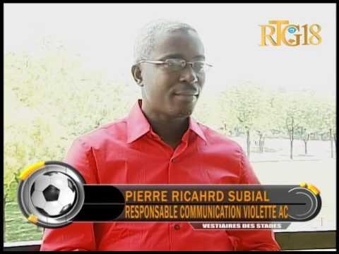 Haiti .- Sport / Vestiaires des Stades