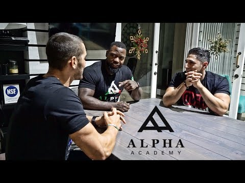 The Real Reason I Came to California...  Alpha Academy