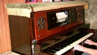 Gulf Coast Blues - Johnson - Ampico Lexington 88n