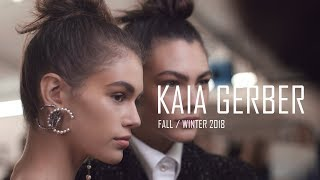 Kaia Gerber | Fall/Winter 2018