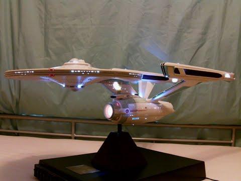 Polar Lights Enterprise Refit 1/350th Scale