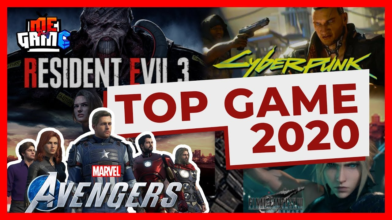 Top 5 Game Bom Tấn Trong Năm 2020 | meGAME