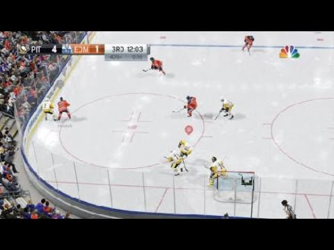 Pittsburgh penguins Nhl 18 franchise mode episode 1 part 1 philthe hot dog thrill saves the day