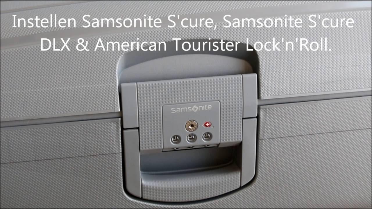 Samsonite S Cure Samsonite S Cure Dlx Amp American