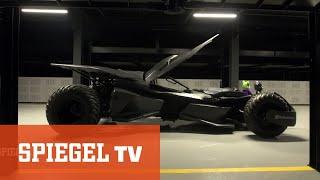 Panzer-Bentley und Batmobil (2/2): Autoposer Russland
