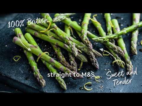 M&S   100% British Asparagus
