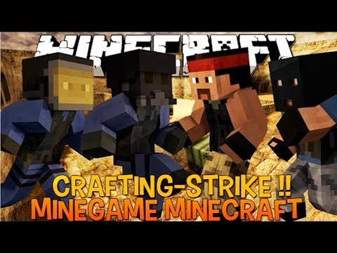 Counter Strike в Minecraft - Мини Игры - #3 - Крыса!