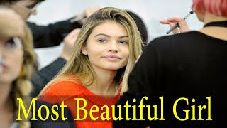 Top 10 Most beautiful girl in the world 2018