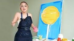 Majo-pintando-mientras-doy-malos-consejos-de-amor-cap-2