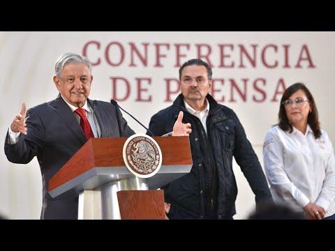 Presidente firma compromiso de no reelección; fortalecimiento y rescate de Pemex, temas prioritarios