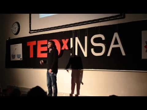 Pourquoi les contes sont plus utiles à l'âge adulte | Damien Maric | TEDxINSA