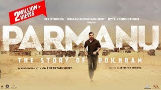 Parmanu: The Story of Pokhran Bollywood Movie Promotion Video | John Abraham,Diana Penty Event Video