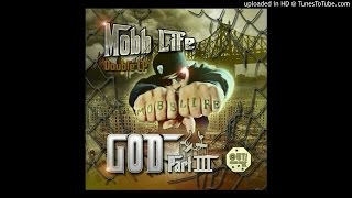 "GOD PART III of INFAMOUS MOBB ft. NECRO & F.U ""MOBBING OVER HERE"""