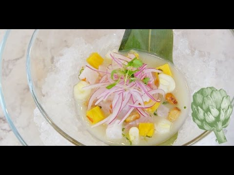 How to Make Peruvian Ceviche | HuffPost Life