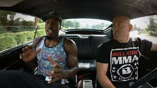 Bellator MMA: Rolling With Jimmy | Phil Davis