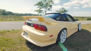 Adam LZ Nissan 240SX Review - Boost and BMX