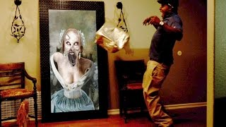 Video Paranormal Activity Digital Portrait Zombie Halloween Prank download MP3, 3GP, MP4, WEBM, AVI, FLV Agustus 2018