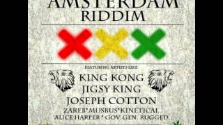 JIGSY KING - FEELIN GOOD (AMSTERDAM RIDDIM 2012) BRANDNEW (produced by Fireclath)
