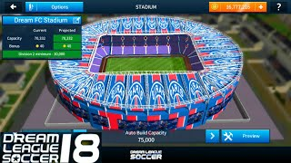 How to change the stadium of dream league soccer 2018 (psg stadium) zarchiver https://play.google.com/store/apps/details?id=ru.zdevs.zarchiver extract in zar...
