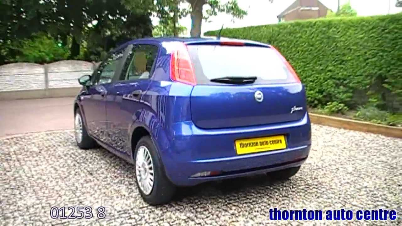 2006 fiat grande punto 1 2 active youtube. Black Bedroom Furniture Sets. Home Design Ideas