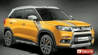 Maruti Suzuki Vitara Brezza | Indian Car Of The Year 2017||U Torque||