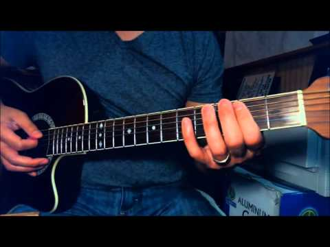 Led Zeppelin - The Rain Song - Guitar lesson Part 2 (Conclusion) - Jimmy Page