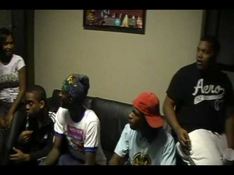 Rich Kids interview LIVE @ Grand Hustle studios