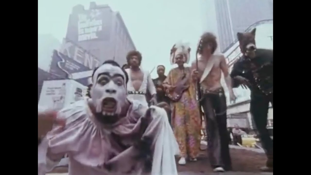 Funkadelic - Cosmic Slop (1973) | Music Video