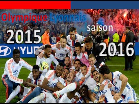 OL saison 2015-2016 (tous les buts)