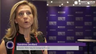 Interview of Sandrine Devillard #WFGM16