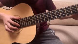 Изгиб гитары желтой -=- РАЗБОР СОЛО НА ГИТАРЕ