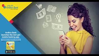 L'Andhra Bank Mobile Banking App - AB TEJ