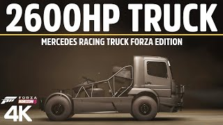 Forza Horizon 5 - 2600HP FORZA EDITION RACING TRUCK!!! (This Truck Is Amazing)