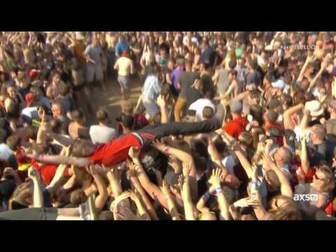 Bullet For My Valentine   Live @ Carolina Rebellion 2016  HD