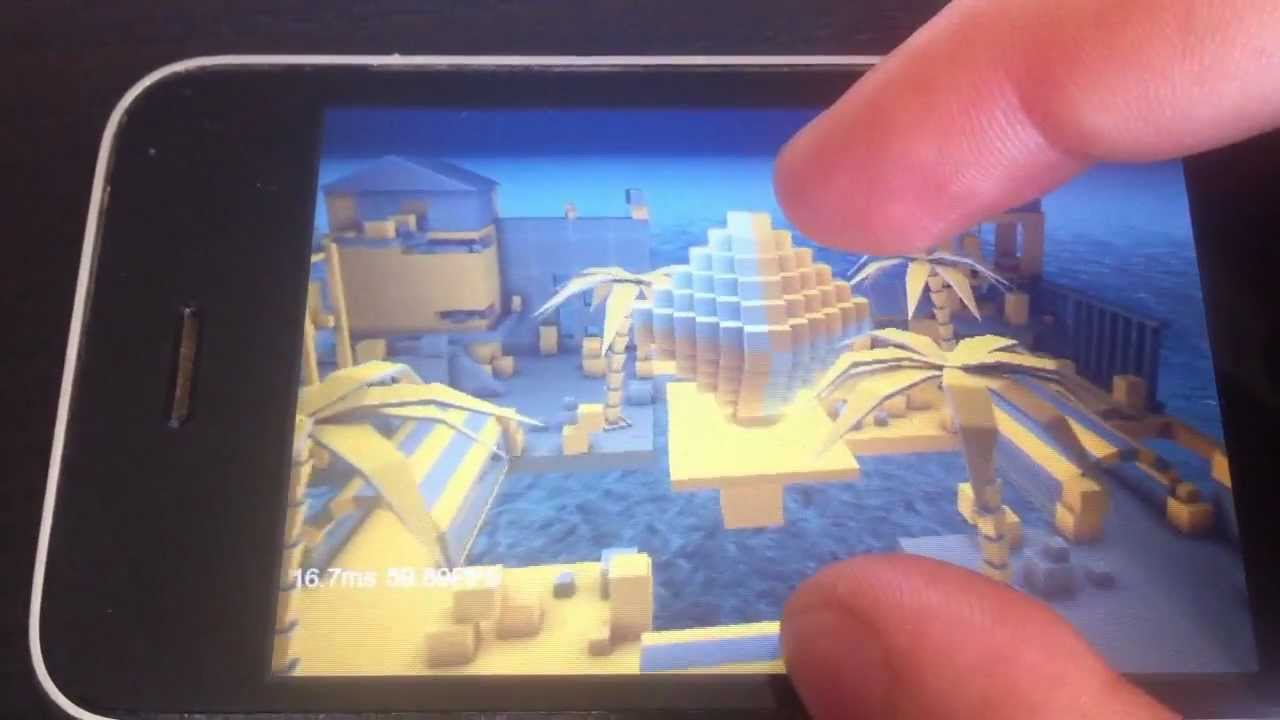 Game Template - Unity3D - Asset Store - YouTube