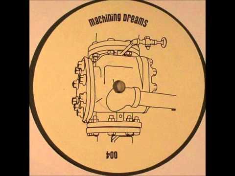 DJ Spider - Dystopia - Machining Dreams