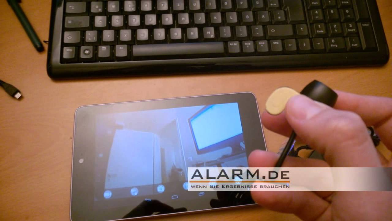 outdoor wlan kamera im test mit android tablet. Black Bedroom Furniture Sets. Home Design Ideas