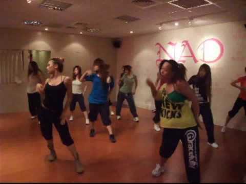ASUKA & NAD Dance To Namie Amuro-Wild