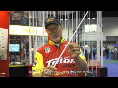 Duckett Micro Magic Pro Rods With Boyd Duckett - Best Freshwater Rod Winner | ICAST 2014
