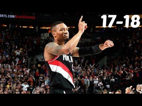 NBA Game Winners & Clutch Shots of 2017-2018 Season
