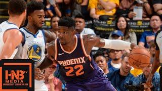 Golden State Warriors vs Phoenix Suns 1st Half Highlights   10.08.2018, NBA Preseason