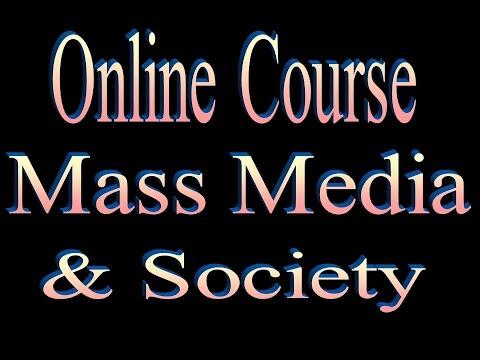 KNU Media & Society Class 1