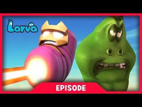 LARVA - LAR-VENGERS   Cartoon Movie   Cartoons For Children   Larva Cartoon   LARVA Official streaming vf