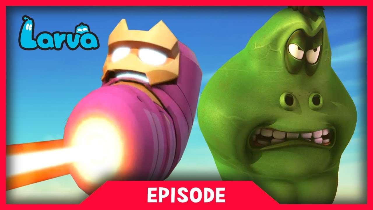 LARVA - LAR-VENGERS | Cartoon Movie | Videos For Kids | Larva Cartoon | LARVA Official