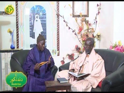Emission Dundal Koor Sur Al Mouridiyyah Tv: Qacida Mawahibu