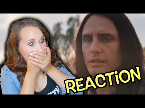 Rachel Reacts to The Disaster Artist Official Trailer #1 || Adorkable Rachel