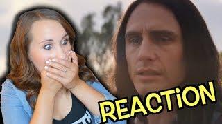 Rachel Reacts to The Disaster Artist Official Trailer #1 || Adorkable Rachel