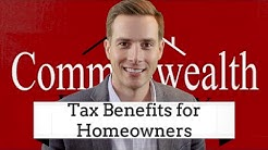 Tax Benefits for Homeowners