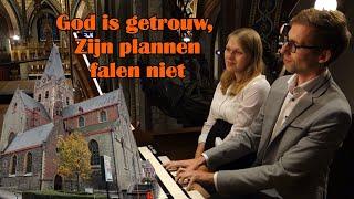 'God is getrouw, Zİjn plannen falen niet' Liedbewerking - Gert van Hoef - Geraardsbergen
